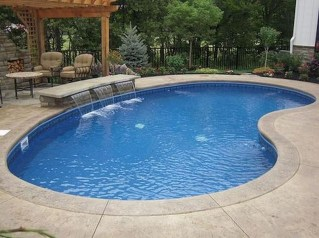 Nice Pool House Decorating Ideas On A Budget 03