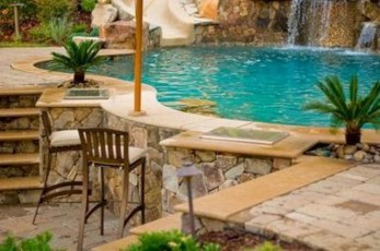 Nice Pool House Decorating Ideas On A Budget 14