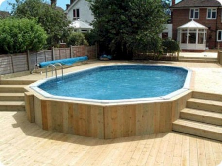 Nice Pool House Decorating Ideas On A Budget 27