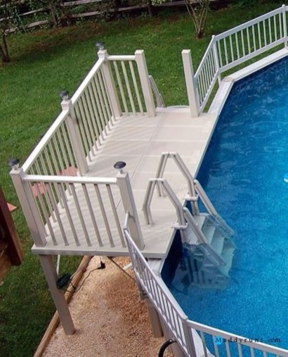 Nice Pool House Decorating Ideas On A Budget 39