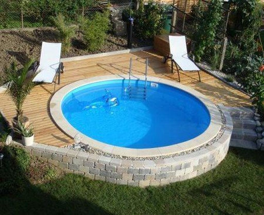 Nice Pool House Decorating Ideas On A Budget 49