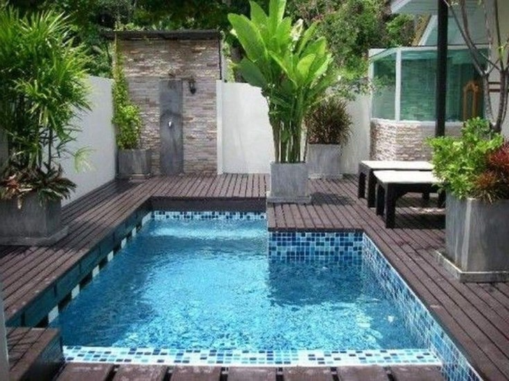 Nice Pool House Decorating Ideas On A Budget 50