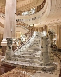 Perfect Living Room Staircase Design Ideas 03