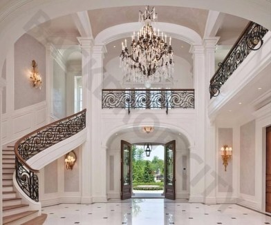 Perfect Living Room Staircase Design Ideas 31