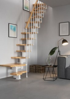 Perfect Living Room Staircase Design Ideas 48