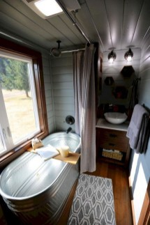 Perfect Tiny House Bathroom Design Ideas 28