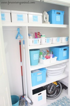 Wonderful Laundry Room Storage Organization Ideas On A Budget 17