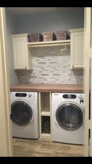 Wonderful Laundry Room Storage Organization Ideas On A Budget 19