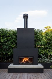 Wonderful Outdoor Fireplace Design Ideas 02