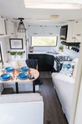 Wonderful Rv Camper Van Interior Decorating Ideas 02