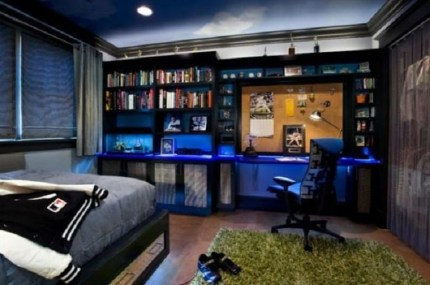 Bedroom Decorating For Guys 09