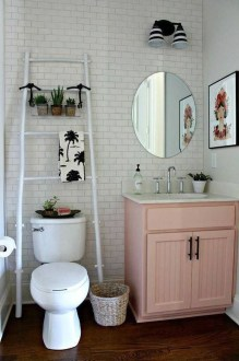Best Small Bathroom Decoration Ideas 20