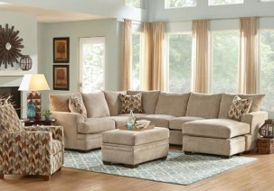 Charming Living Room Designs Ideas With Combinations Of Brown Color 11