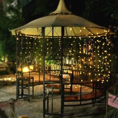Cute Outdoor Lighting Ideas For Garden 10