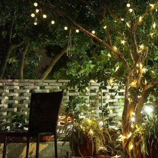 Cute Outdoor Lighting Ideas For Garden 14