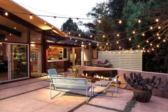 Cute Outdoor Lighting Ideas For Garden 42