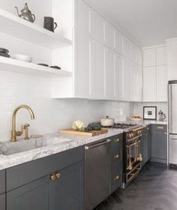 Enchanting Cabinets Design Ideas To Save Your Goods 37