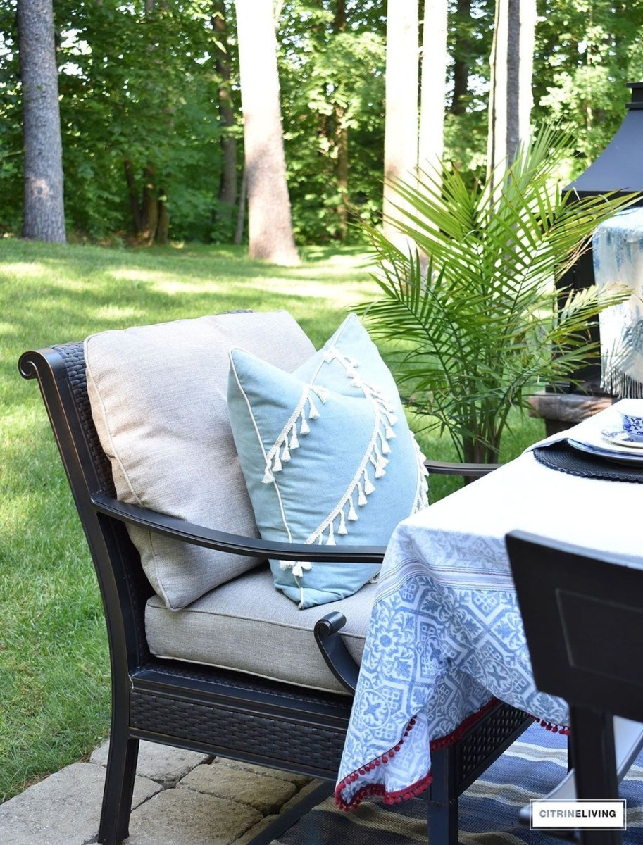 Impressive Indoor And Outdoor Decor Ideas For Summer 34