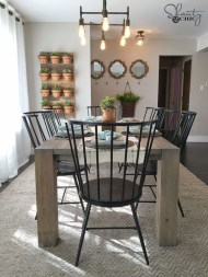 Inspiring Farmhouse Dining Room Design Ideas 22