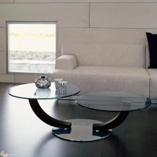 Marvelous Glass Coffee Tables Ideas For Living Room 23