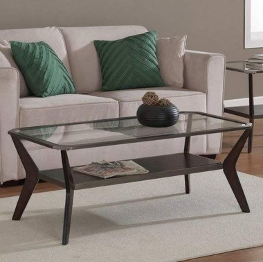 Marvelous Glass Coffee Tables Ideas For Living Room 43
