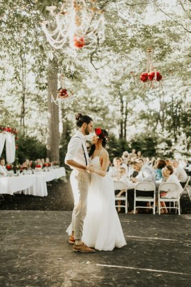 Newest Backyard Wedding Decor Ideas 18