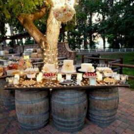 Newest Backyard Wedding Decor Ideas 20