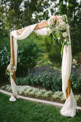Newest Backyard Wedding Decor Ideas 26
