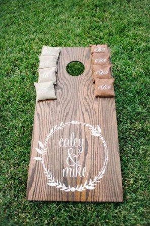 Newest Backyard Wedding Decor Ideas 34