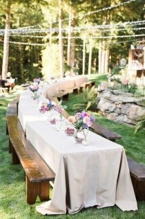 Newest Backyard Wedding Decor Ideas 38