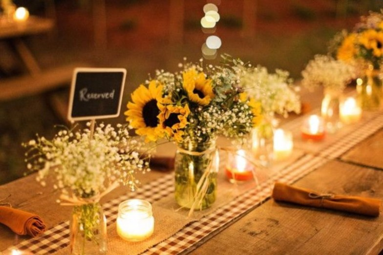 Newest Backyard Wedding Decor Ideas 47