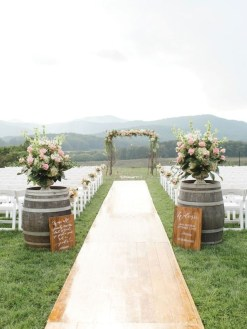 Newest Backyard Wedding Decor Ideas 49