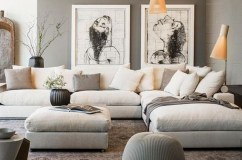 Relaxing Large Living Room Decorating Ideas 02
