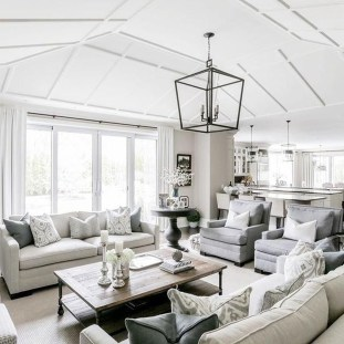 Relaxing Large Living Room Decorating Ideas 39
