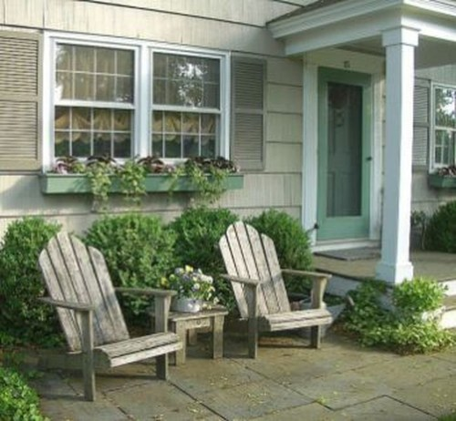 Stunning Front Yard Courtyard Landscaping Ideas 16