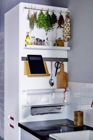 Stunning Small Kitchen Design Ideas For Home 38