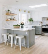 Stunning Small Kitchen Design Ideas For Home 39