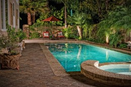 Amazing Natural Small Pools Design Ideas For Backyard 05