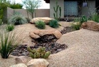 Brilliant Rock Garden Landscaping Ideas For Front Yard 36