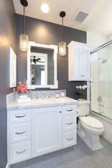 Comfy Bathroom Design Ideas For Home 10