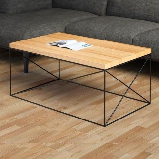 Cool Industrial Table Design Ideas 17