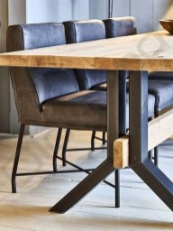 Cool Industrial Table Design Ideas 29
