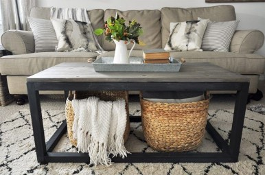 Cool Industrial Table Design Ideas 33