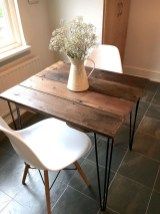 Cool Industrial Table Design Ideas 42