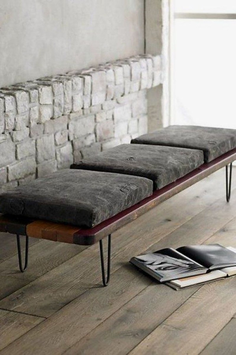 Cool Industrial Table Design Ideas 45