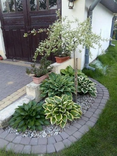 Fantastic Front Yard Rock Garden Ideas 15