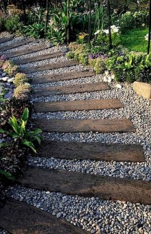 Fantastic Front Yard Rock Garden Ideas 35