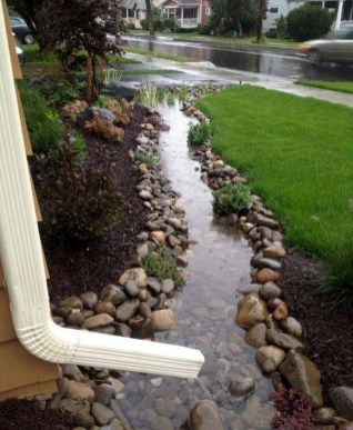 Fantastic Front Yard Rock Garden Ideas 51