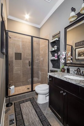 Gorgeous Small Bathroom Remodel Ideas On A Budget 35