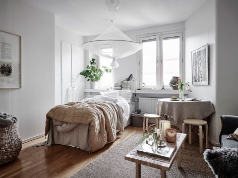 Hottest Scandinavian Design Ideas For Apartment 49